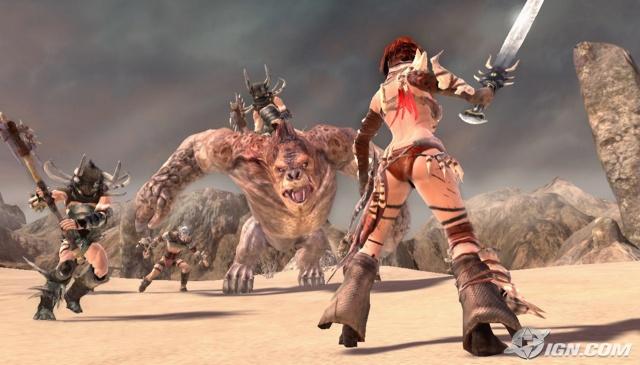 Golden Axe: Beast Rider (játék)