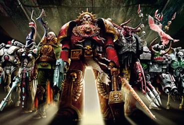 Warhammer 40.000 (játék)