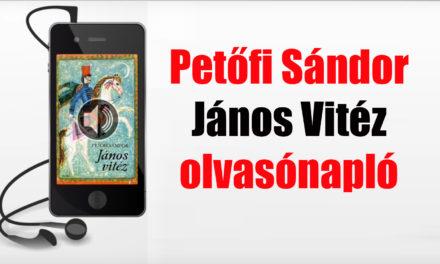 Petőfi Sándor: János vitéz (olvasónapló)