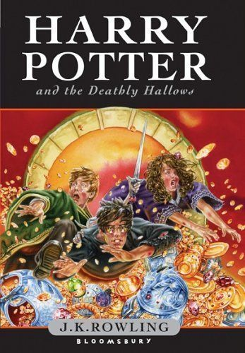 HARRY POTTER AND THE DEATHLY HALLOWS – 7. BOOK – CHILDREN' S EDITION
