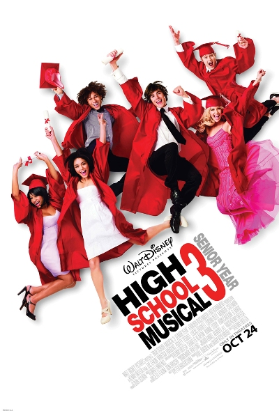 High School Musical 3: Végzősök Senior Year (mozi)