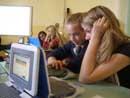 Interaktív tanteremben tanulnak a Deák-diákok