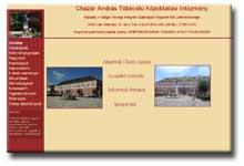 Cházár András Többcélú Közoktatási Intézmény Vác