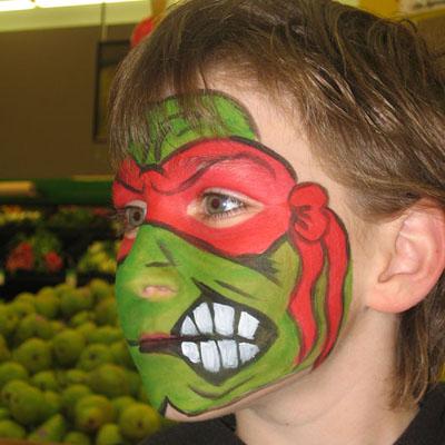 Farsangi képek, ötletek arcfestéshez, farsangi jelmezek