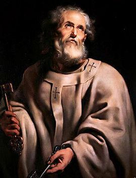 Szent Péter apostol élete és munkássága