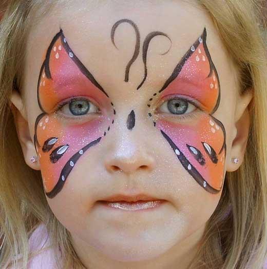 Ötletbörze arcfestéshez!
