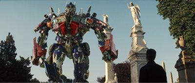 Transformers: A bukottak bosszúja (mozi)