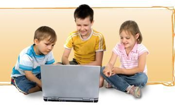 Egyre több gyerek internetezik