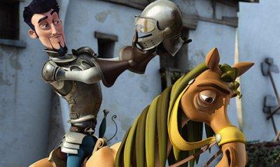 Don Quijote szamarancsa (mozi)