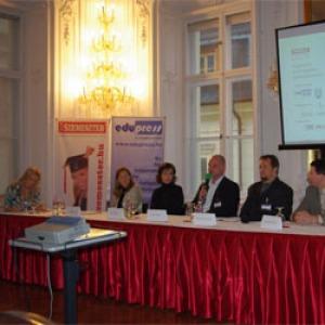 Marketingkommunikáció, diploma, motiváció – beszélgetések Az oktatás nyilvánossága konferencián
