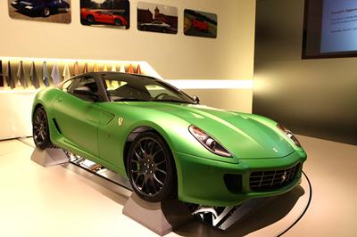Forma-1 technológia a legújabb Ferrariban