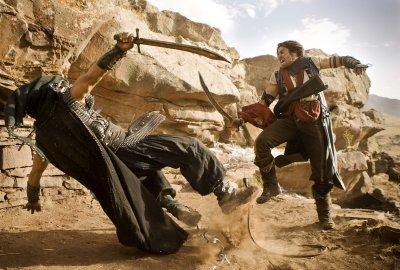Perzsia hercege – Az idő homokja (mozi)