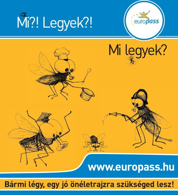 Europass rajzpályázat – A legjobbak párosával repülnek!