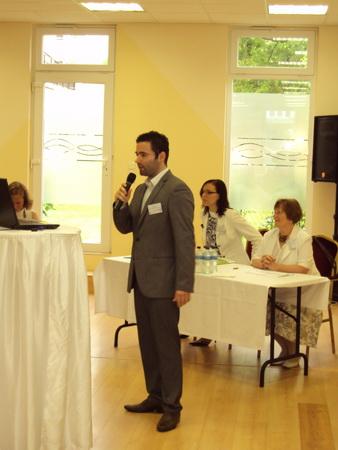 Hálózatépítés, együttműködés konferencia 2010. június 16.