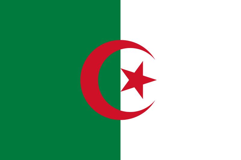 Algéria – Szlovénia