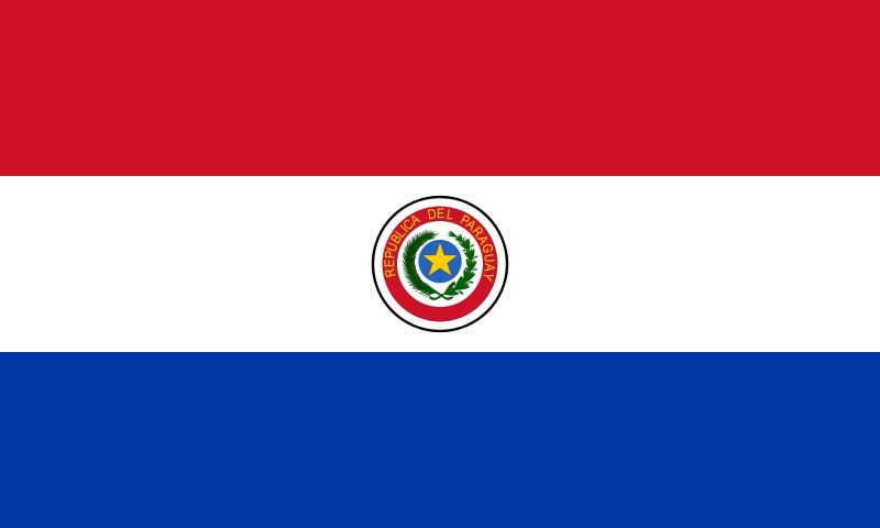 Paraguay – Spanyolország
