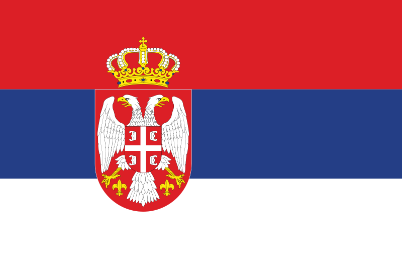 Szerbia – Ghána