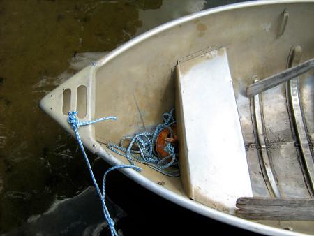 Horgásztam a Balatonon 2010