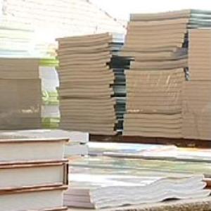 A tankönyvek egy-két százaléka nem érkezik meg iskolakezdésre