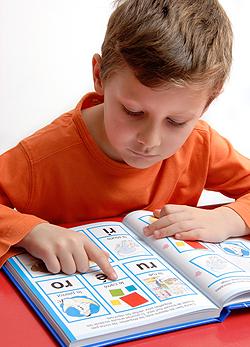 Miért nem tud a gyerekem olvasni?