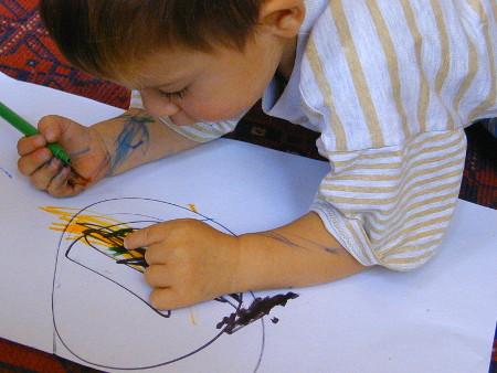 Gyerekek és szegények a szegénységről rajzpályázat