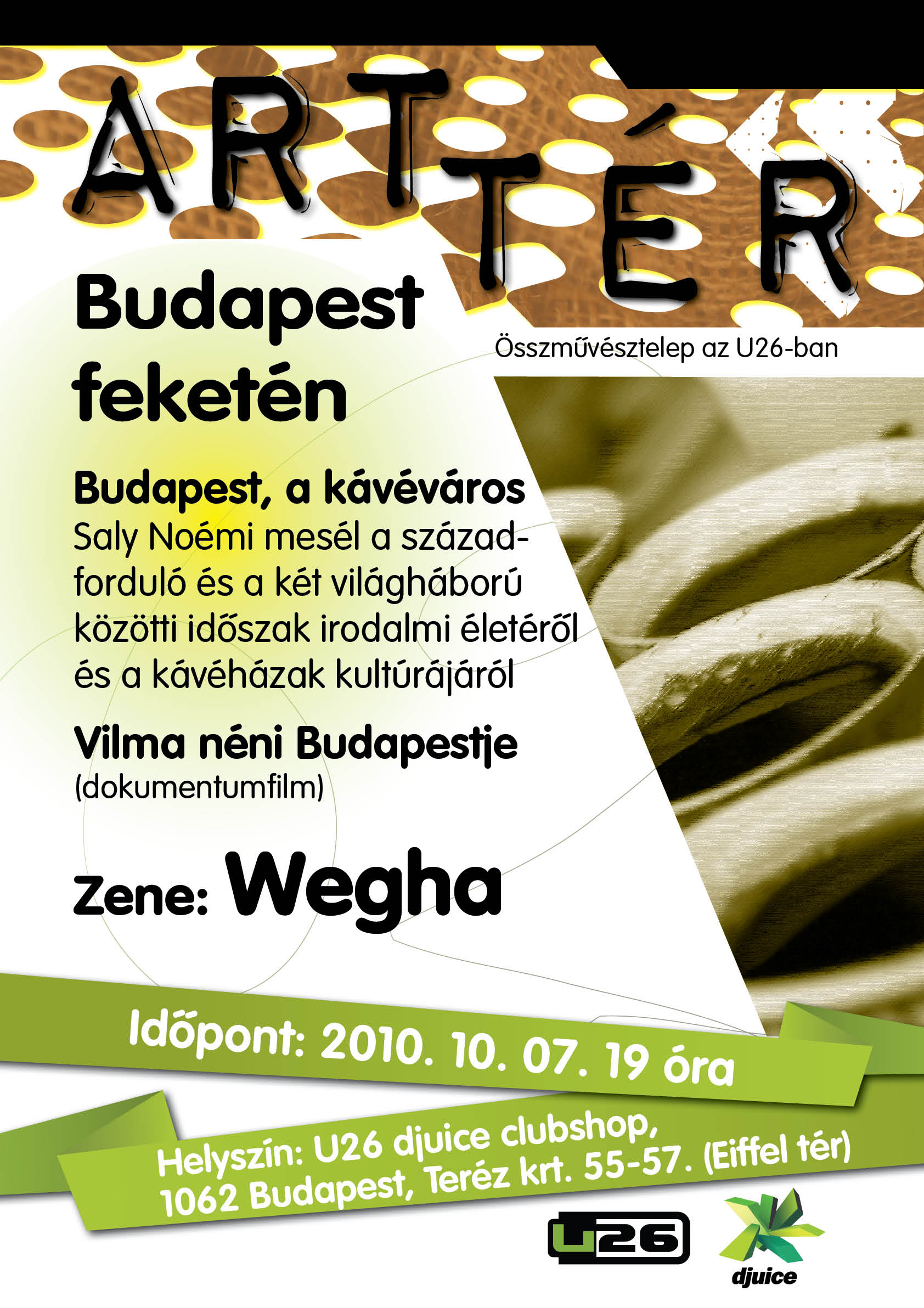 Budapest feketén