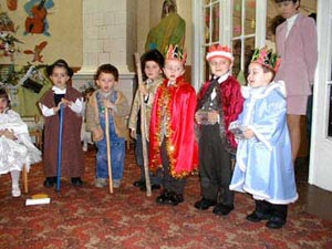 Óvodai Karácsonyi műsor (szövegkönyv)
