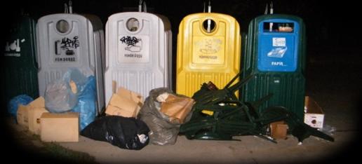 Szelektív hulladékgyűjtés kommunikációs tapasztalatai