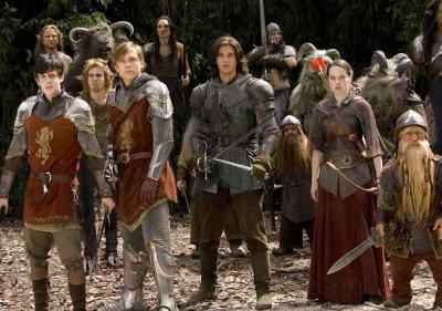 Narnia Krónikái 3. – A Hajnalvándor útja (mozi)