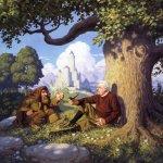 J.R.R Tolkien 119. születésnapja alkalmából.