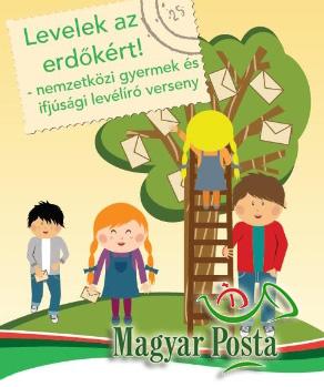 Levelek az erdőkért! – gyermek és ifjúsági levélíró pályázat