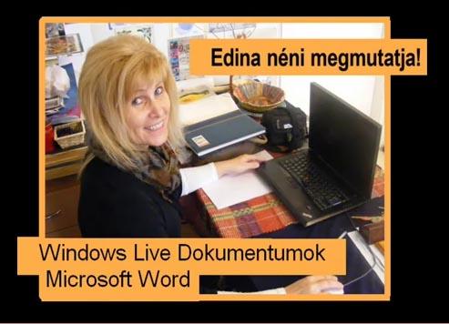 Ingyenes szövegszerkesztő – Win Live Office