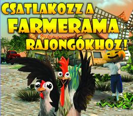 Farmerama – Vár a világ legőrültebb farmja