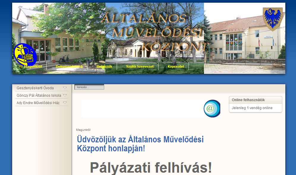 ÁMK Gönczy Pál Általános Iskola Karácsond