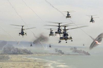 A Föld inváziója – Csata: Los Angeles (mozi)