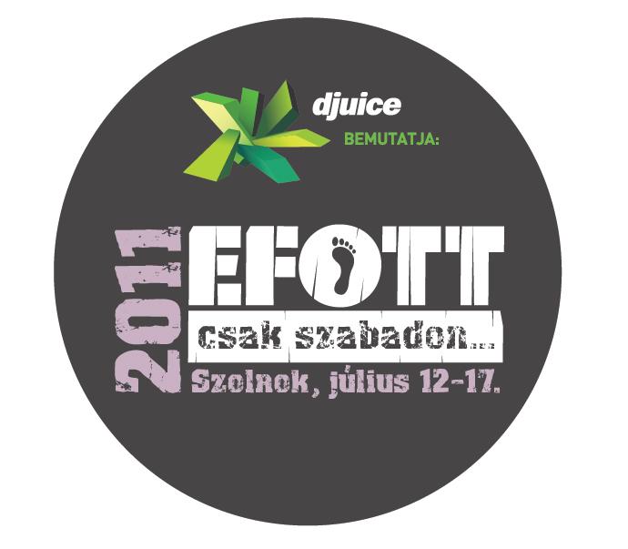 A djuice az EFOTT főtámogatója a következő három évben