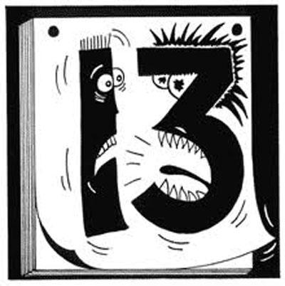 Péntek 13 – avagy, meneküljön ki merre lát!