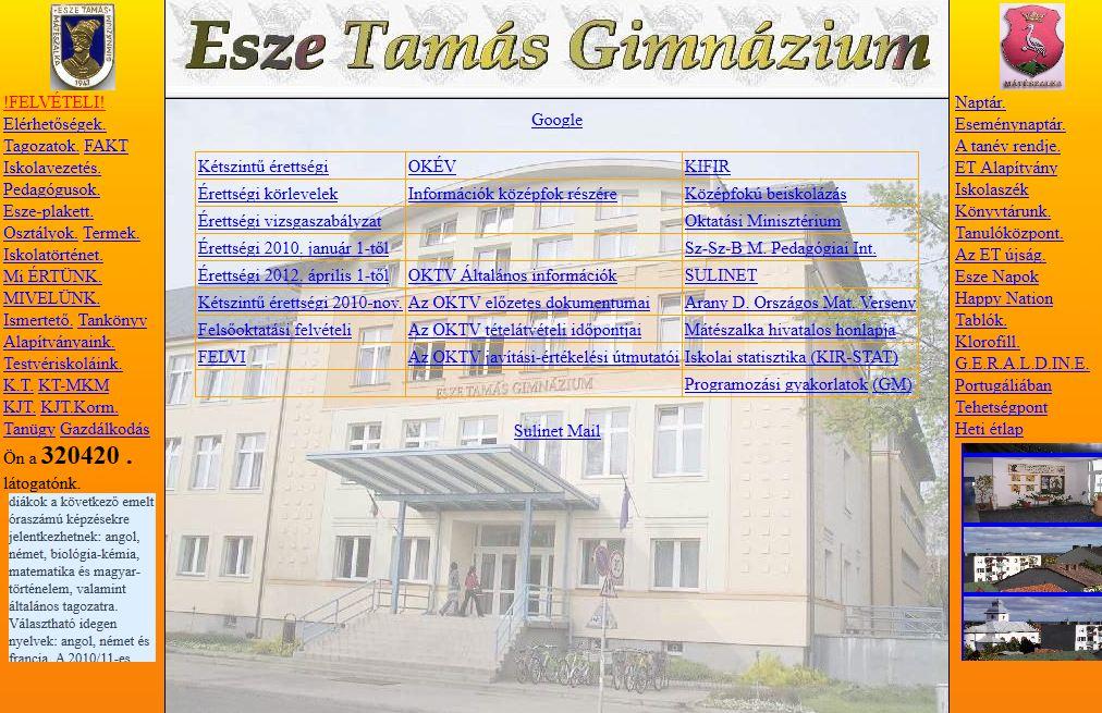 Zoltánfy István Általános Iskola Deszk