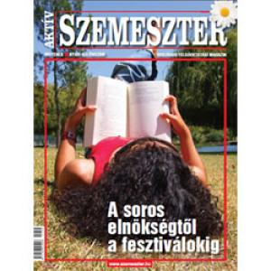 Megjelent az Aktív Szemeszter online nyári magazinja