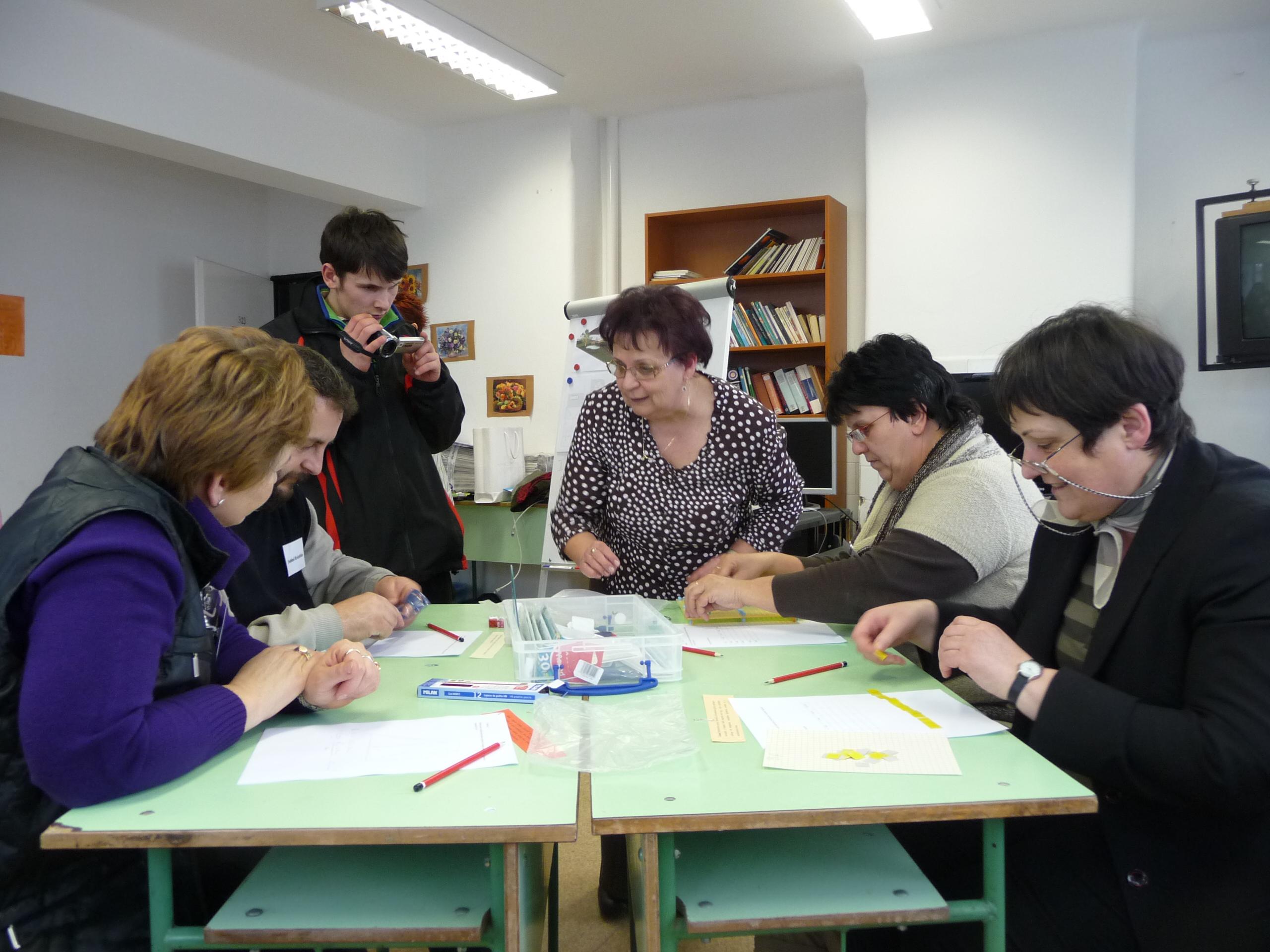 Sikeres az FSZK új oktatási módszertana!