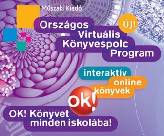 Országos Virtuális Könyvespolc Program. OK! Könyvet minden iskolába!