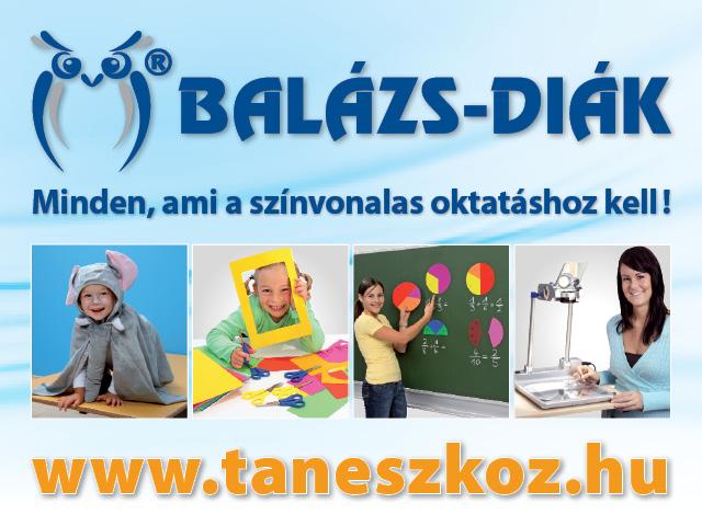 Balázs-Diák Kft. – Minden, ami az oktatáshoz kell – egy helyen