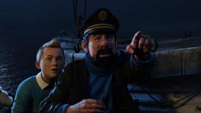 Tintin kalandjai (mozi)