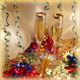 Szilveszteri köszöntések, Újévi vicces köszöntők