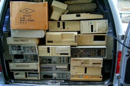 Felhívás! Adja alapítványunknak régi számítógépét!
