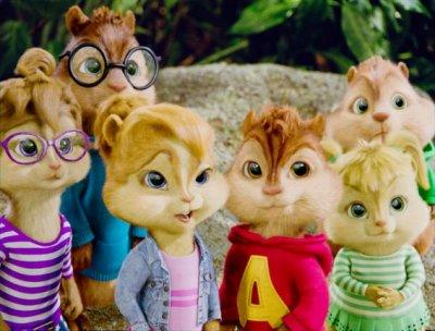 Alvin és a mókusok 3. (mozi)