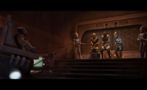Klónok háborúja – Menekülés Kadavo-ról- 4. évad 13. rész