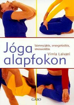 Vilma Lalvani: Jóga alapfokon