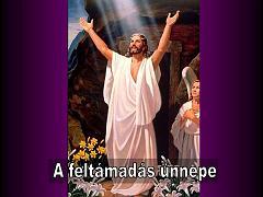 A húsvéti ünnepkör jeles napjai