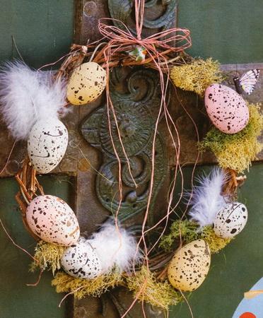 Húsvéti ajándékok készítése